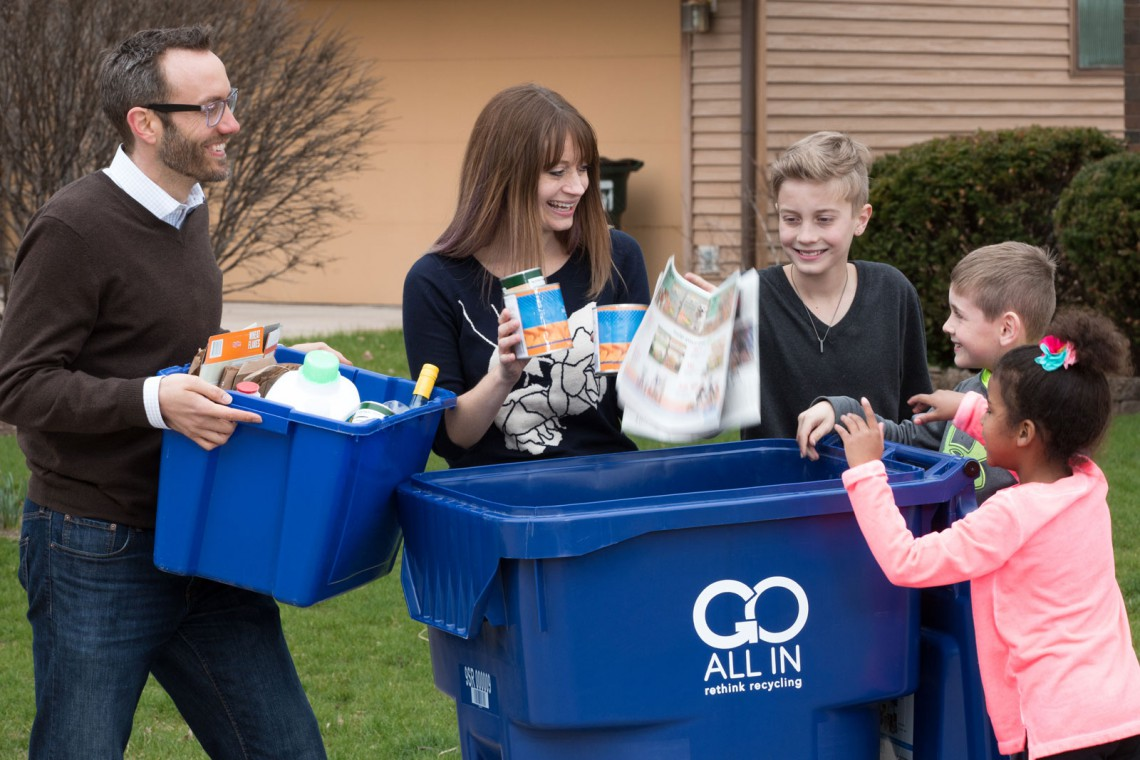 precisamos reciclar