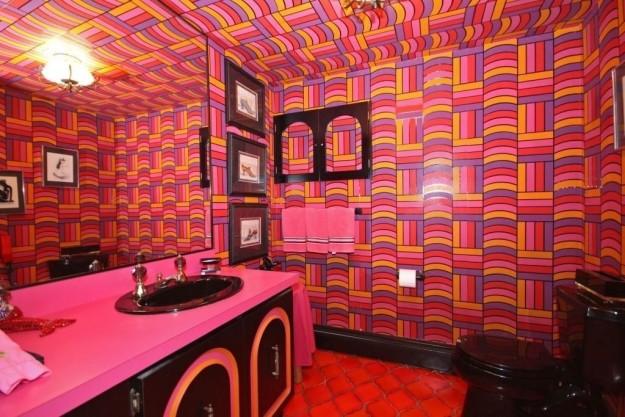 Pink Bathroom Aesthetic